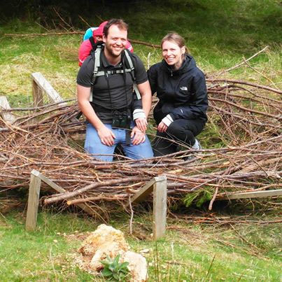 Mull Eagle Watch visitor nest