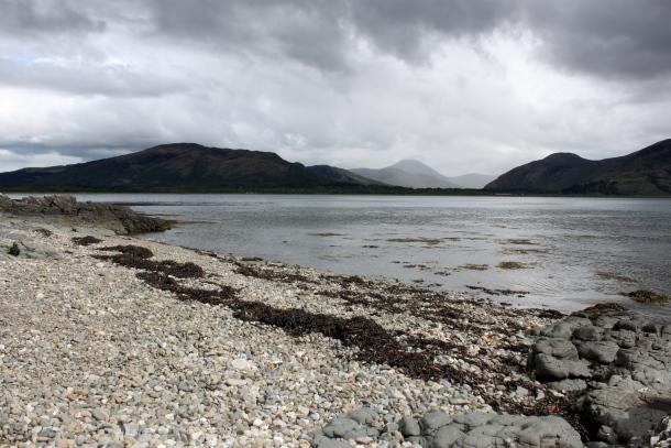 Shore at Mull