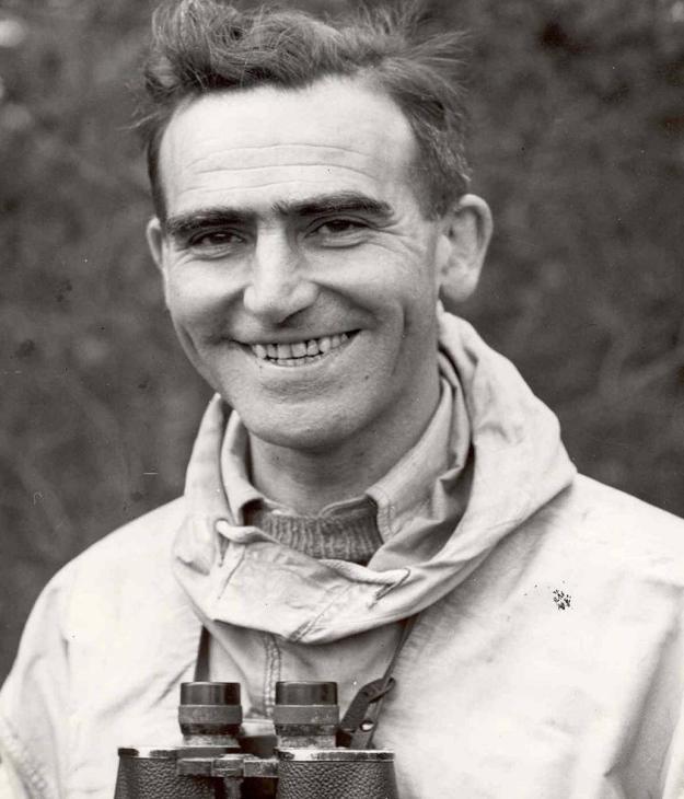 George Waterstone - Scottish Ornithologist's Club Archive